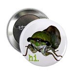 "Cicada hi. 2.25"" Button (100 pack)"
