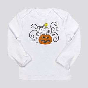 Peanuts Snoopy Sketch P Long Sleeve Infant T-Shirt