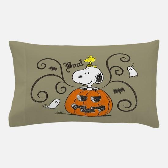 Peanuts Snoopy Sketch Pumpkin Pillow Case
