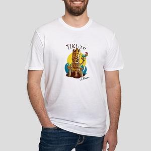 J Rowe Tiki:30 God T-Shirt