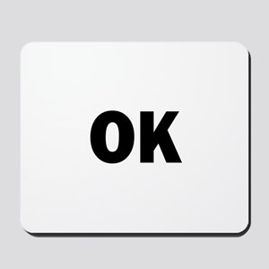 OK Mousepad