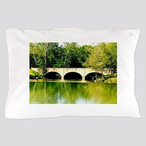 Reflected Images. Pillow Case