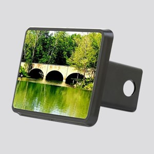 Reflected Images. Rectangular Hitch Cover