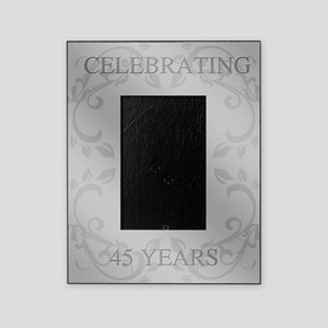 45th Wedding Anniversary Picture Frame