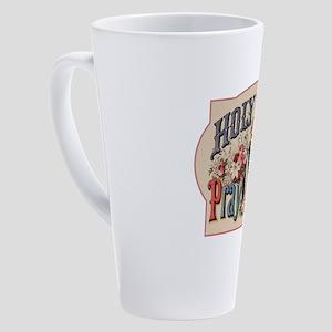Holy Virgin 17 oz Latte Mug