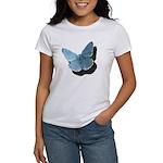 Blue Moth Women's T-Shirt