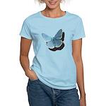 Blue Moth Women's Light T-Shirt