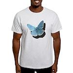 Blue Moth Light T-Shirt