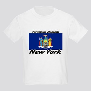 Yorktown Heights New York Kids Light T-Shirt