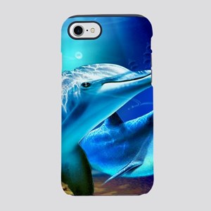 Dolphins iPhone 8/7 Tough Case