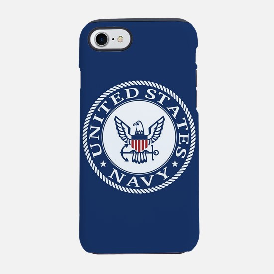 United States Navy iPhone 8/7 Tough Case