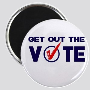 GET OUT THE VOTE Magnets