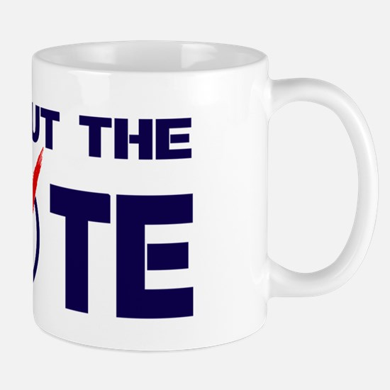 GET OUT THE VOTE Mugs