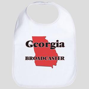 Georgia Broadcaster Bib