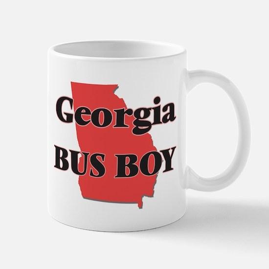 Georgia Bus Boy Mugs