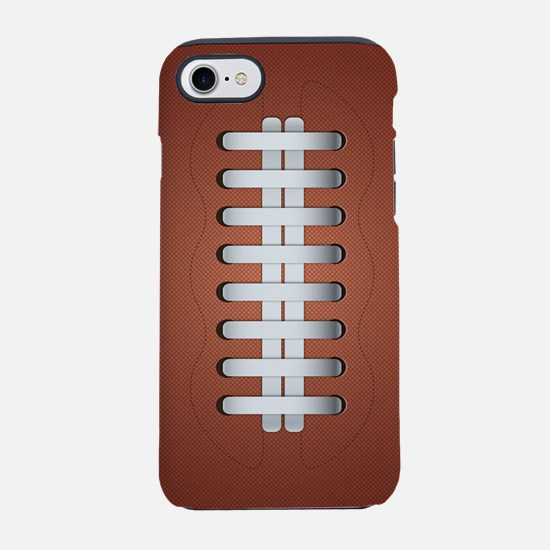 American Football Ball iPhone 8/7 Tough Case