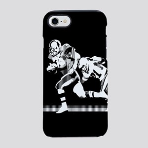 Football Players Tackle iPhone 8/7 Tough Case