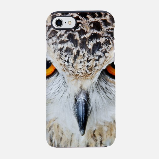 Owl Head iPhone 8/7 Tough Case