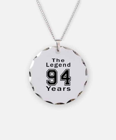 94 Legend Birthday Designs Necklace