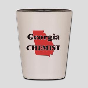 Georgia Chemist Shot Glass