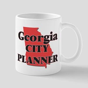 Georgia City Planner Mugs