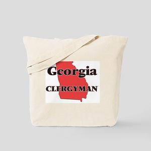 Georgia Clergyman Tote Bag