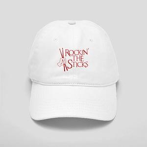 ROCKIN' THE STICKS Cap