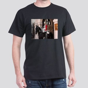 Royal Household Cavalry Guard (caption) T-Shirt