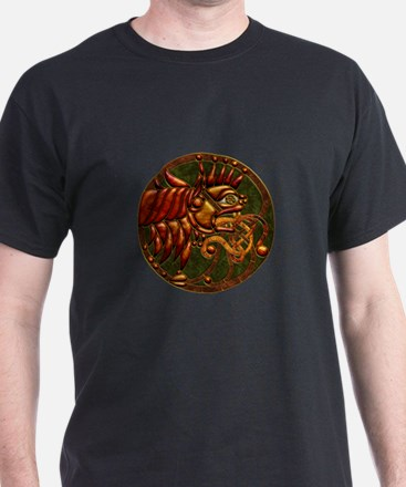 Harvest Moons Celtic Dragon T-Shirt