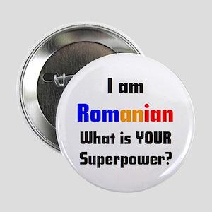 "i am romanian 2.25"" Button"