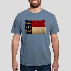 North Carolina State Flag VINTAGE T-Shirt