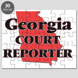 Georgia Court Reporter Puzzle