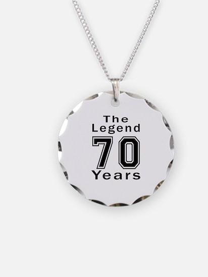 70 Legend Birthday Designs Necklace