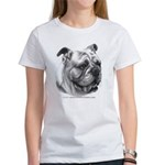 English Bulldog Women's T-Shirt