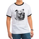 English Bulldog Ringer T