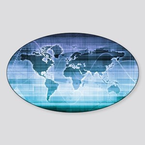 Global Technology Soluti Sticker