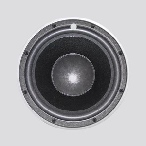Subwoofer Ornament (Round)