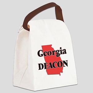 Georgia Deacon Canvas Lunch Bag