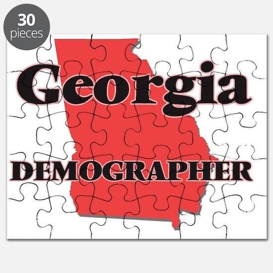 Georgia Demographer Puzzle