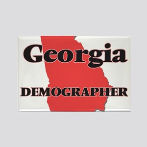 Georgia Demographer Magnets
