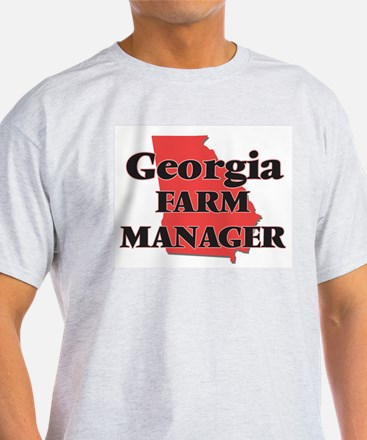 Georgia Farm Manager T-Shirt