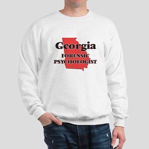Georgia Forensic Psychologist Sweatshirt