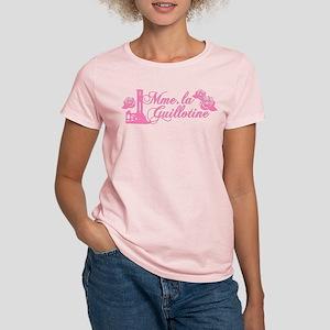 mme-la-guillotine-pink_tr-h T-Shirt