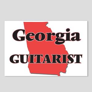 Georgia Guitarist Postcards (Package of 8)