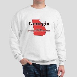 Georgia Higher Education Administrator Sweatshirt