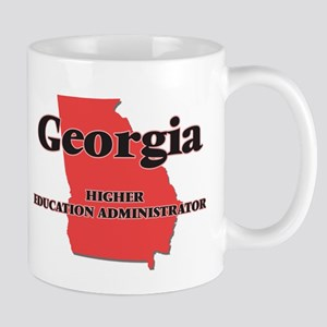 Georgia Higher Education Administrator Mugs