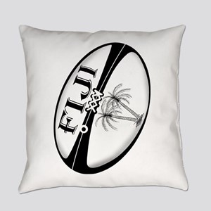 Fiji Rugby Ball Everyday Pillow
