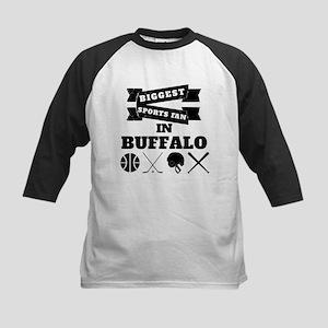 Biggest Sports Fan In Buffalo Baseball Jersey