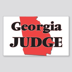 Georgia Judge Sticker