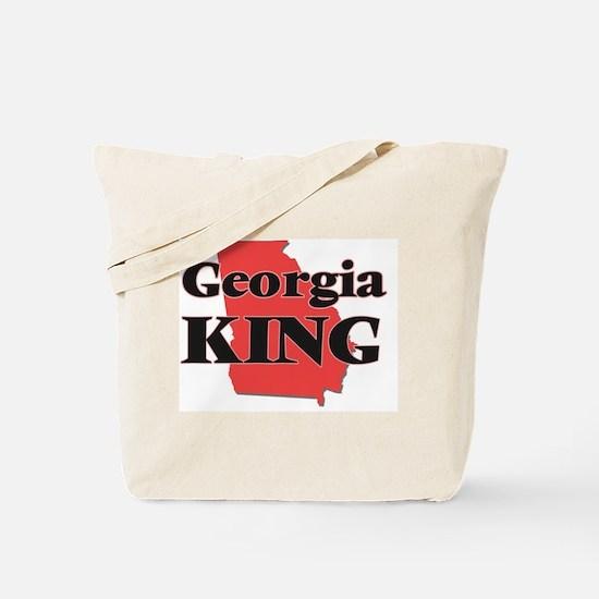 Georgia King Tote Bag